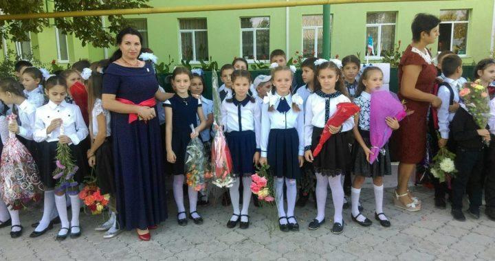 Коллектив лицея села Чишмикиой выражает благодарность примару