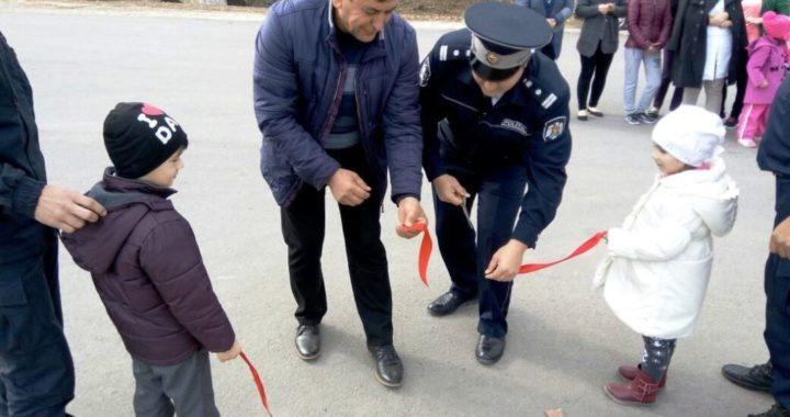 В селе Чишмикиой открыли «Аллею безопасности»