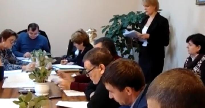 Бюджет на 2019 год местный Совет села Чишмикиой утвердил в первом чтении