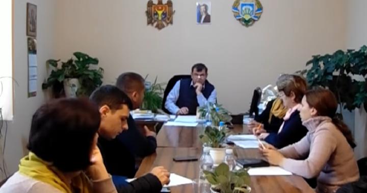 В селе Чишмикиой прошли публичные слушания