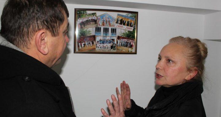 Координатор TİKA в Молдове Сельда Ёзденоглу посетила Чишмикиой с ознакомительным визитом