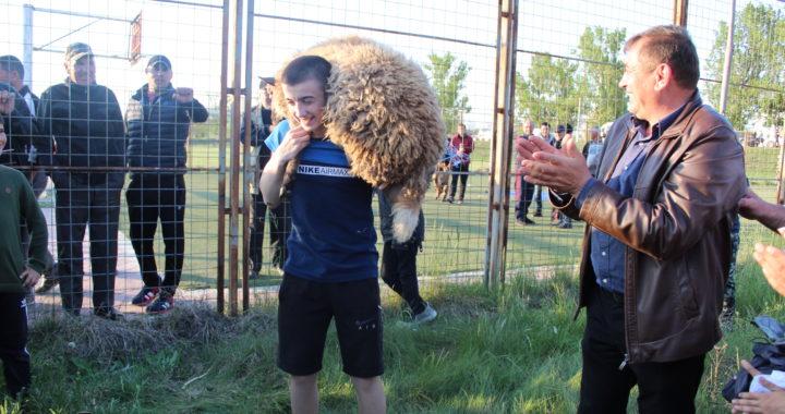 В Чишмикиое состоялось открытие летнего спортивного сезона