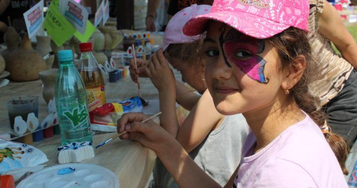 В Чишмикиое масштабно отметили Международный День защиты детей
