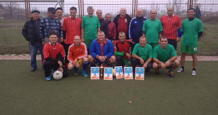 В Чишмикиое состоялся турнир по мини футболу памяти ветерана войны в Афганистане