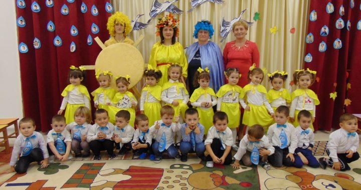 Утренник «Прощай, Осень!» прошел в детском саду «Dostluk»