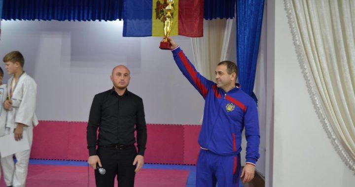 В Чишмикиое прошло открытое первенство Вулканештского района по дзюдо