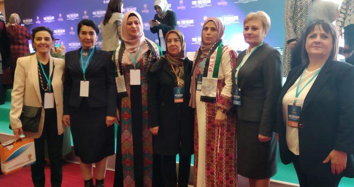 ФОТО. Примар и советник села Чишмикиой приняли участие в Международном форуме в Анкаре
