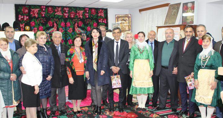 Официальный визит делегации из Турции. Город-побратим Гёльбаши побывал в Чишмикиое