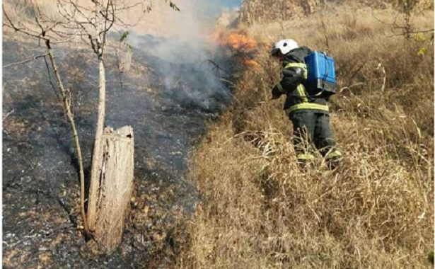 Информация о правилах пожарной безопасности в пожароопасный сезон.