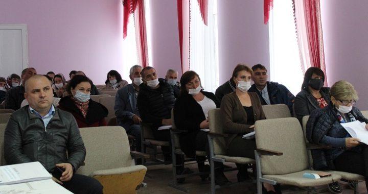 ВИДЕО. Заседание местного Совета 26 октября 2020 года