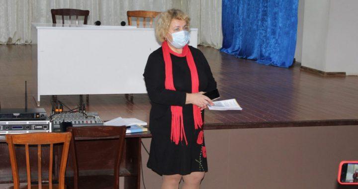 Начальник Представительства Офиса Народного Адвоката Светлана Миронова провела встречу с жителями села Чишмикиой.