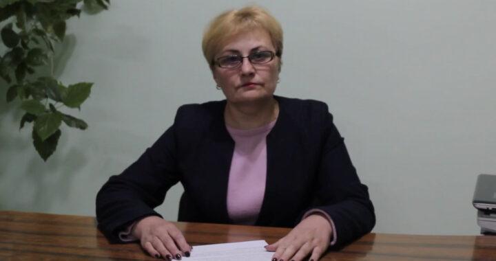 Обращение примара села Чишмикиой к жителям