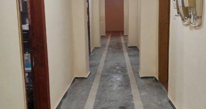 Осуществлен ремонт в здании бывшего правления колхоза.