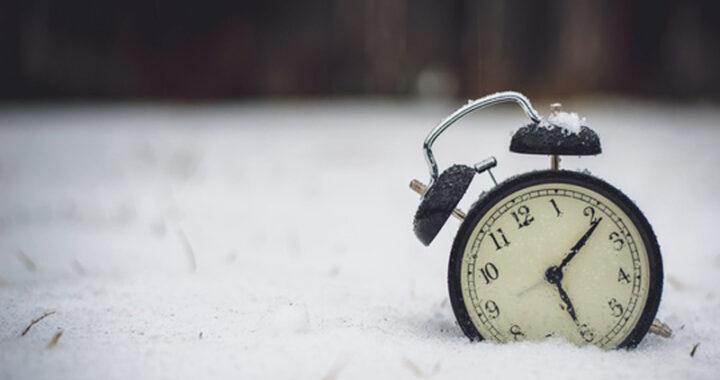В ночь с 30 на 31 октября Молдова перейдет на зимнее время