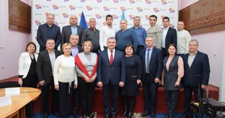 София Жекова вместе с другими примарами Гагаузии предлагают властям региона возобновить финансирование уличного освещения, питания детей и капитальных вложений.