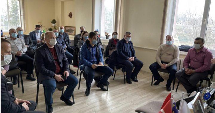 Примарский корпус АТО Гагаузия выразил поддержку примару села Чишмикиой Софии Жековой.