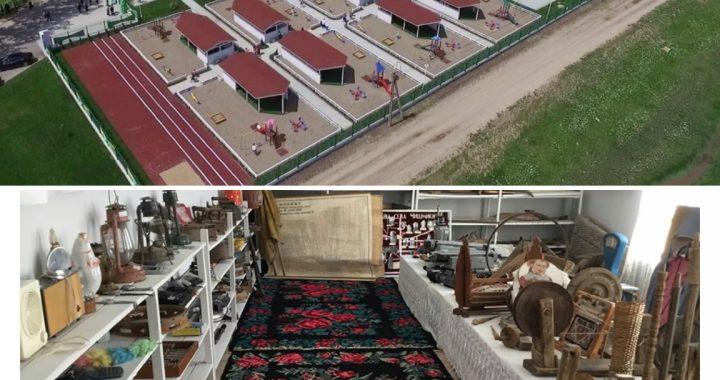 Историко-краеведческий музей имени В.А. Деркача и детский сад «Dostluk», в партнёрстве с примэрией села, выиграли гранты на внедрение проектов.