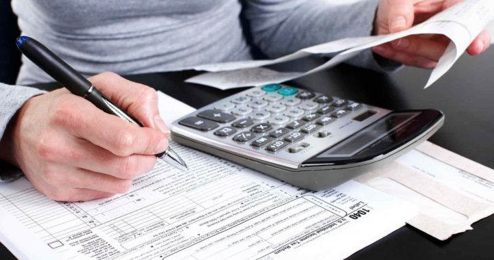 15 апреля можно будет сдать декларацию о подоходных налогах от физических лиц