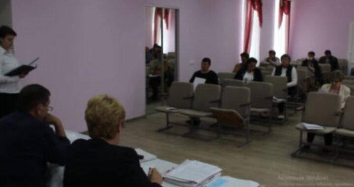 Заседание совета села Чишмикиой от 05.07.2021 года