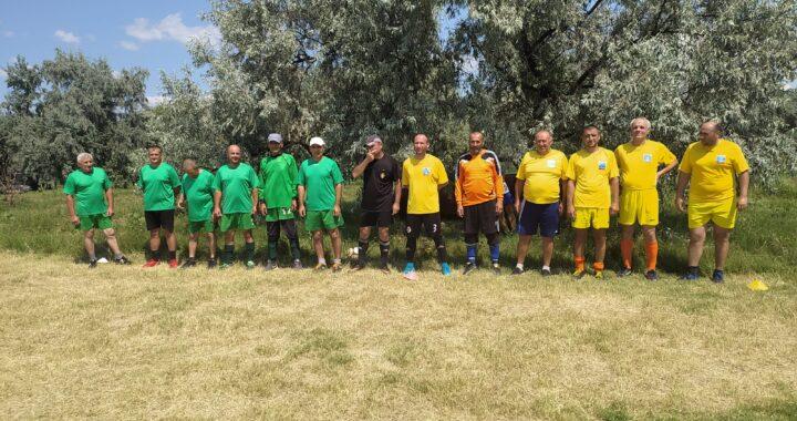 В селе Етулия провели турнир по футболу,посвященный памяти тренера Урум Николая Ивановича
