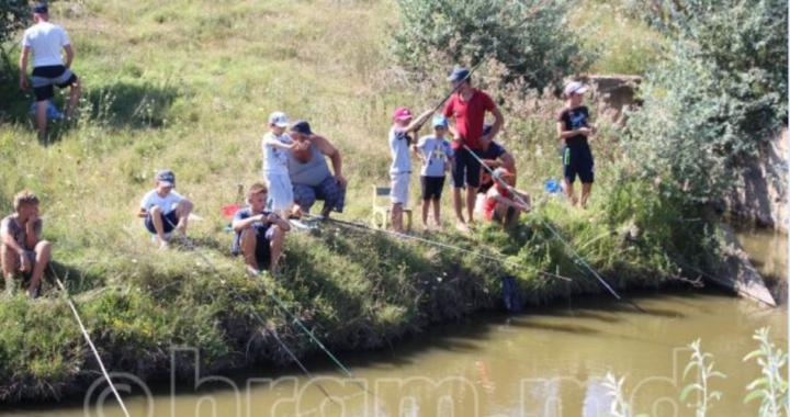 12 августа состоится рыболовный турнир «Карасенок 2021»